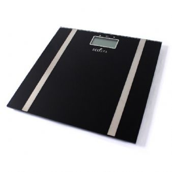 EcoSpa Digital Body Fat Analysis Weighing Bathroom Scales